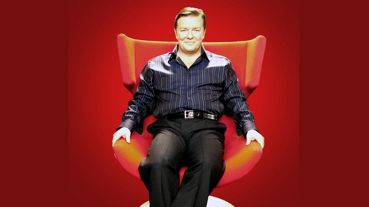 Сериал Meet Ricky Gervais
