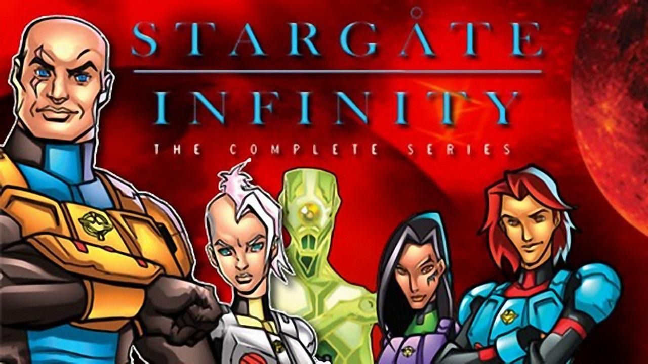 Cartoon Stargate: Infinity