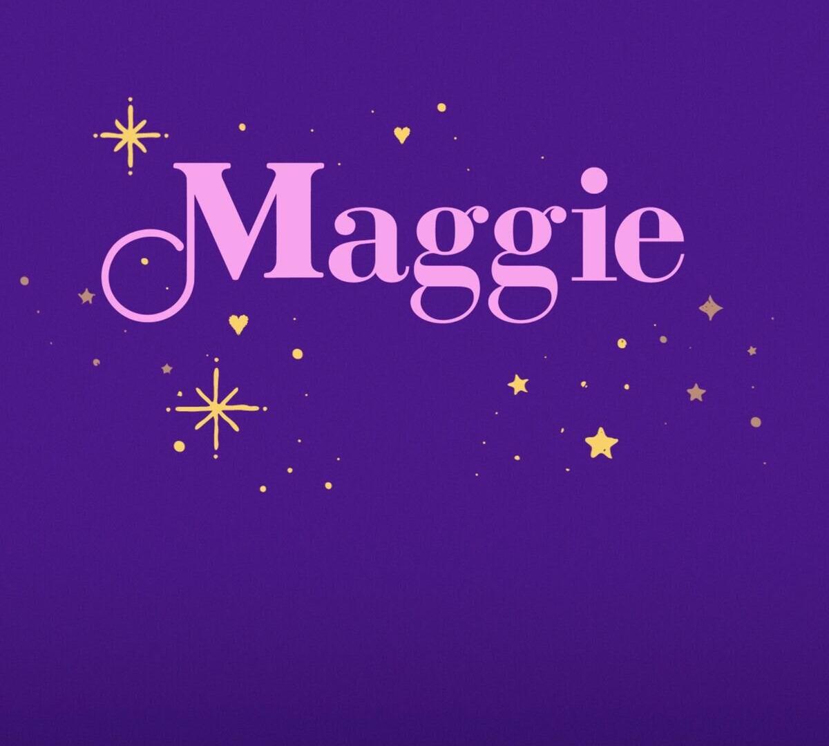 Сериал Maggie