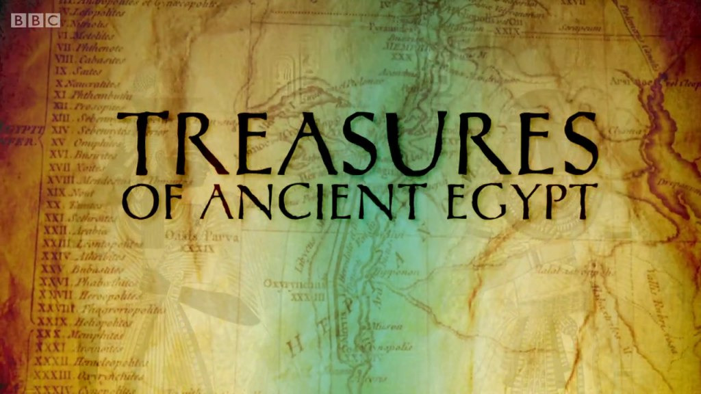 Show Treasures of Ancient Egypt
