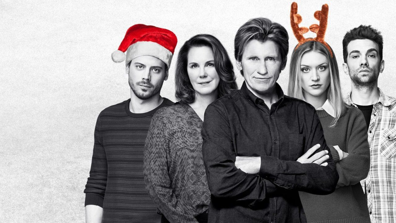 Сериал Рождество с семейкой Муди