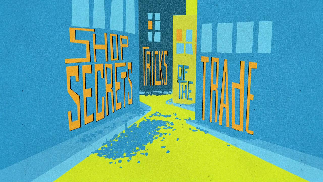 Сериал Shop Secrets: Tricks of the Trade