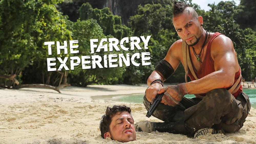 Show Опыт Far Cry