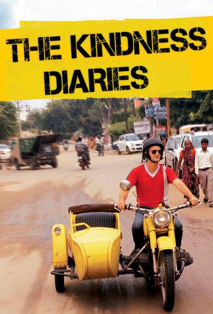 Сериал The Kindness Diaries