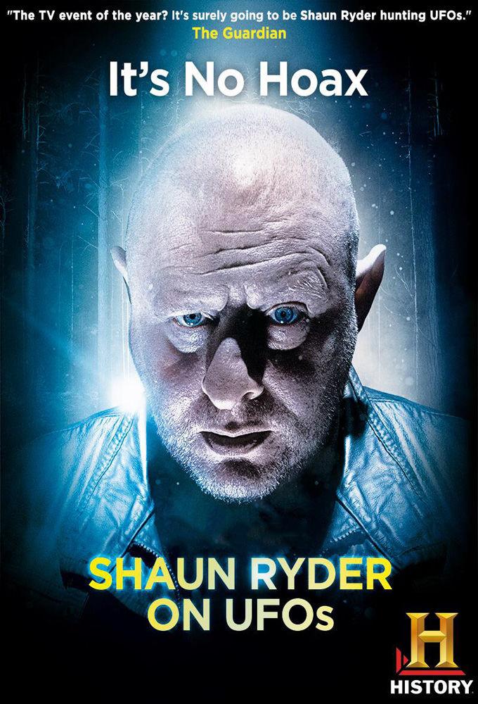 Show Shaun Ryder on UFOs