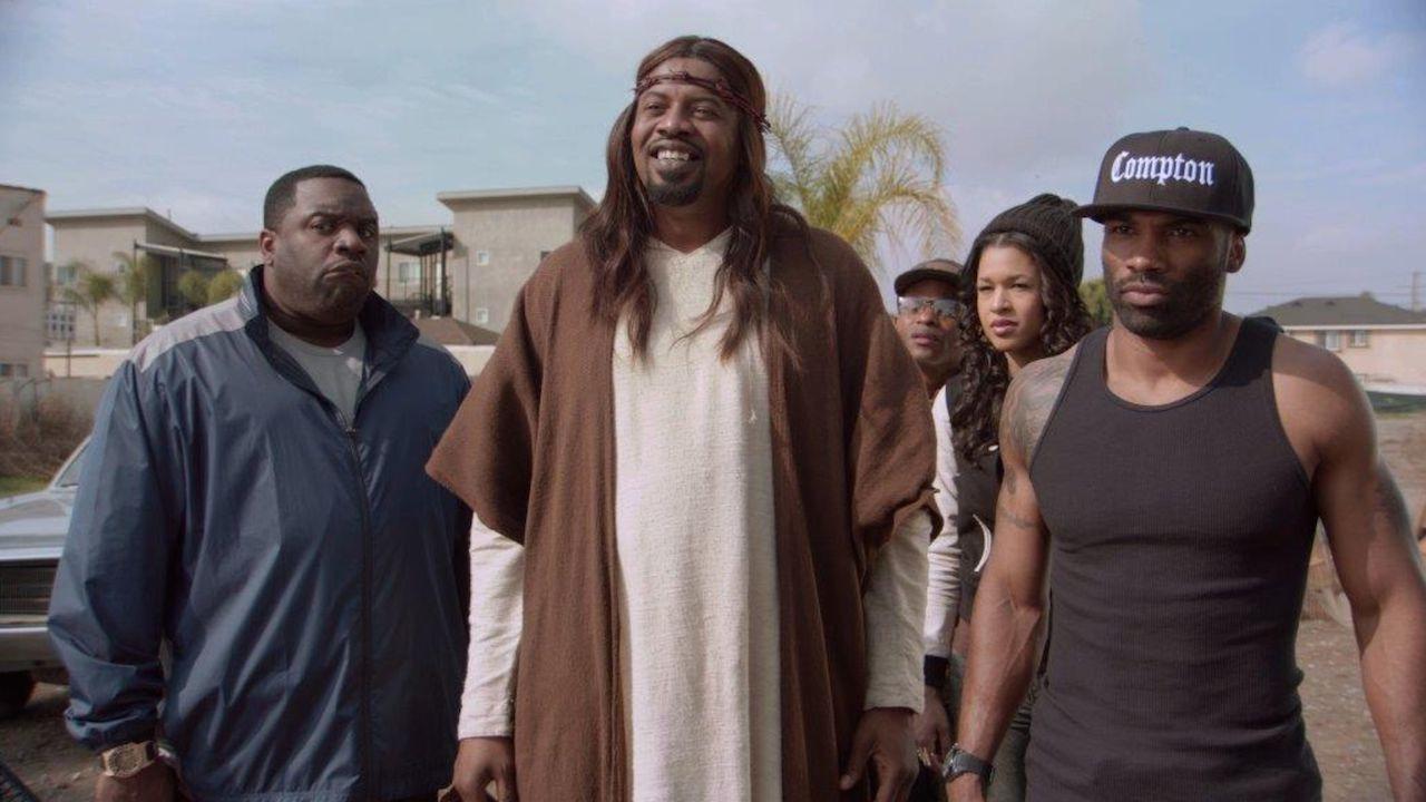 Show Black Jesus