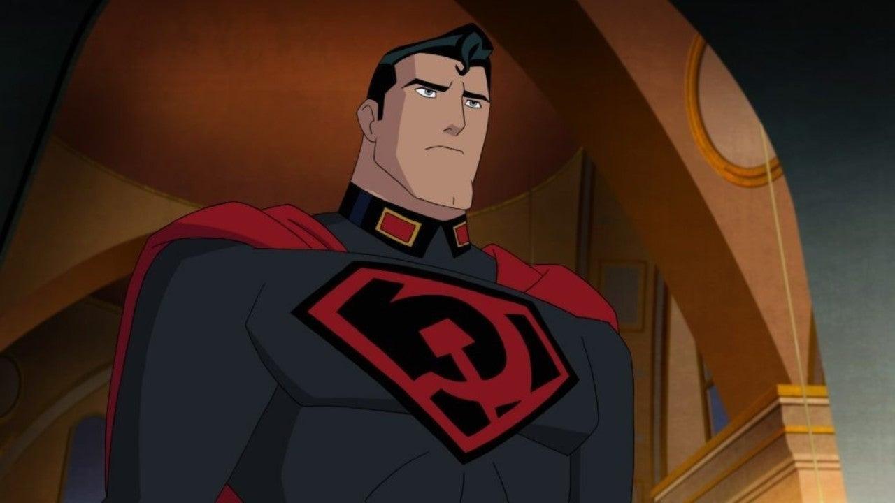 Show Супермен: Красный сын