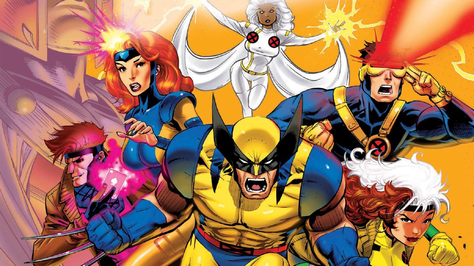 Show X-Men