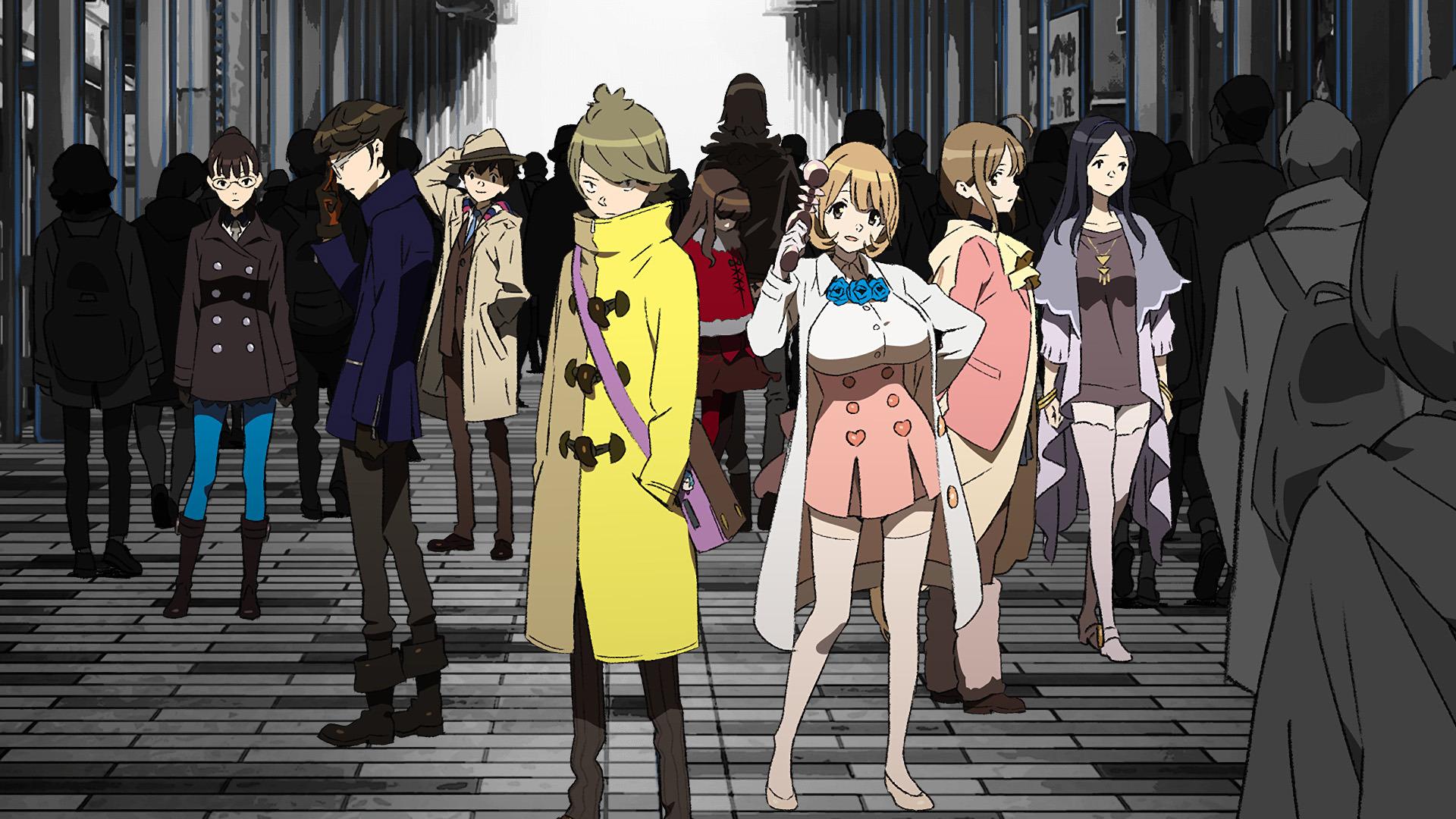 Anime Occultic;Nine