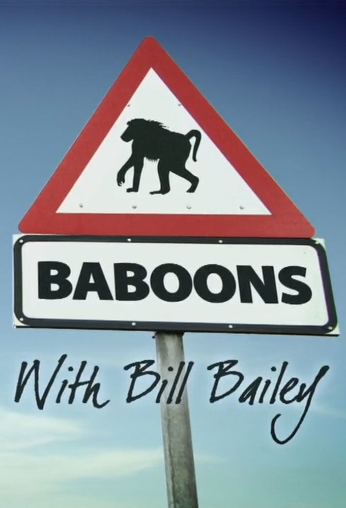 Show Baboons with Bill Bailey