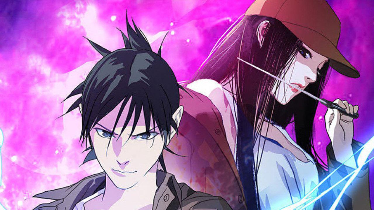 Anime Hitori no Shita: The Outcast