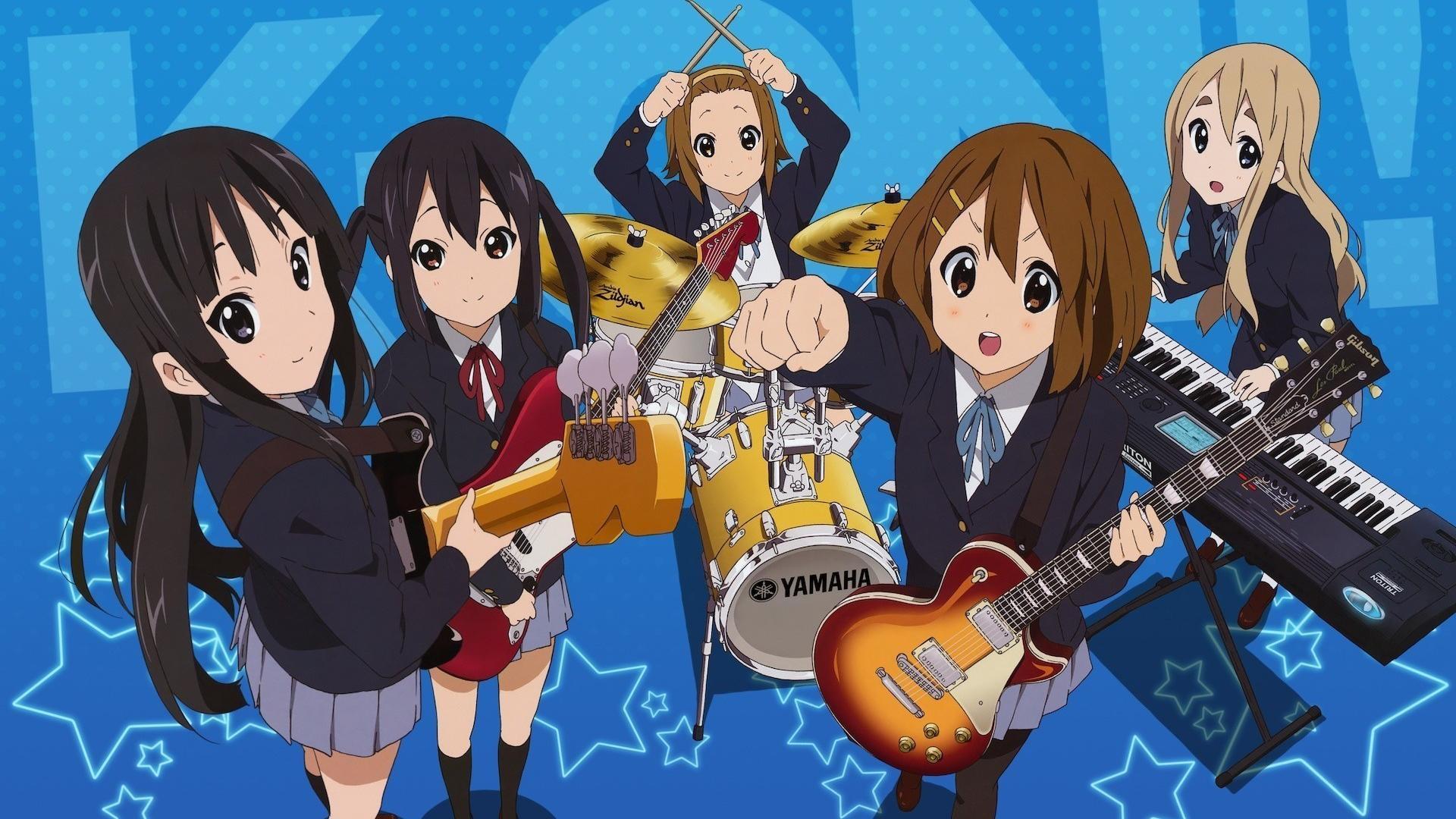 Anime K-ON!