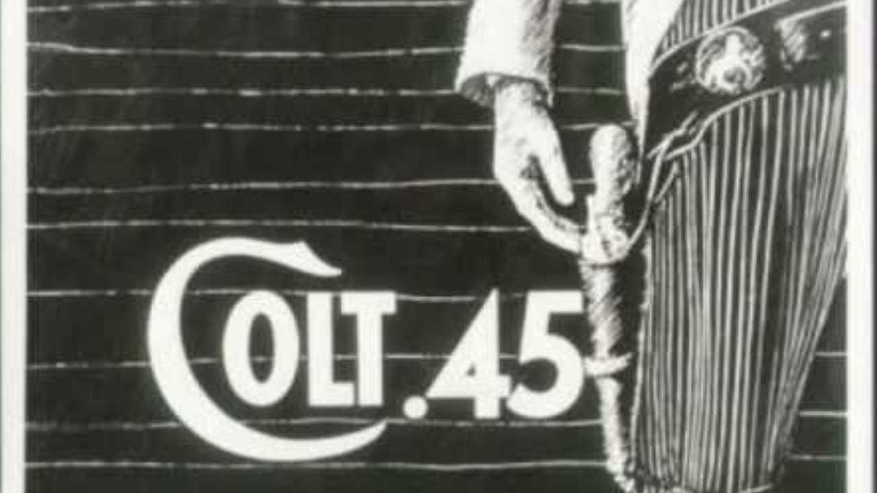 Сериал Кольт сорок пятого калибра