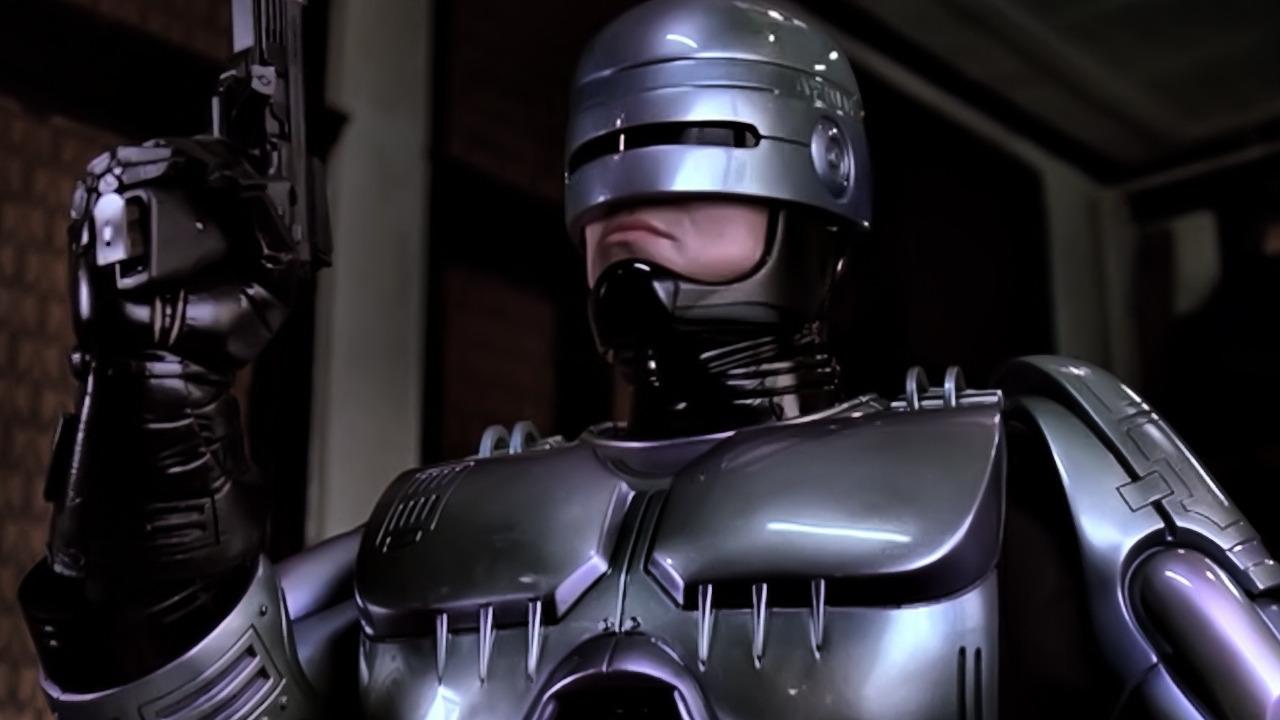 Show RoboCop