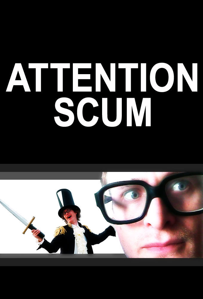 Сериал Attention Scum