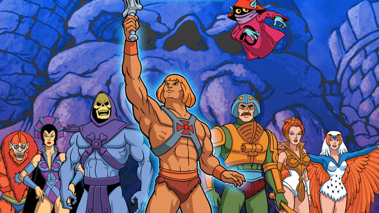 Cartoon He-Man and the Masters of the Universe (1983)