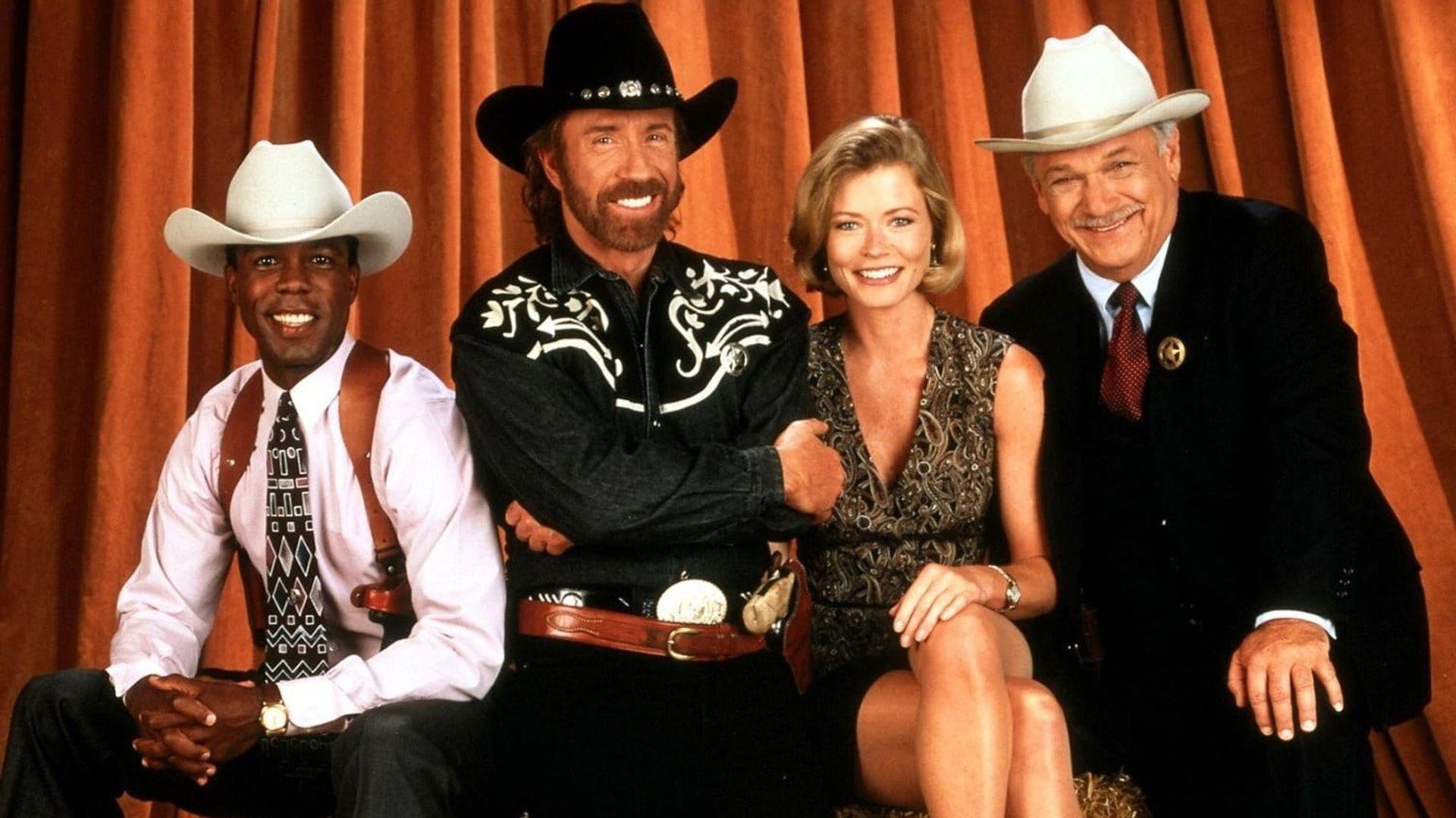 Show Walker, Texas Ranger