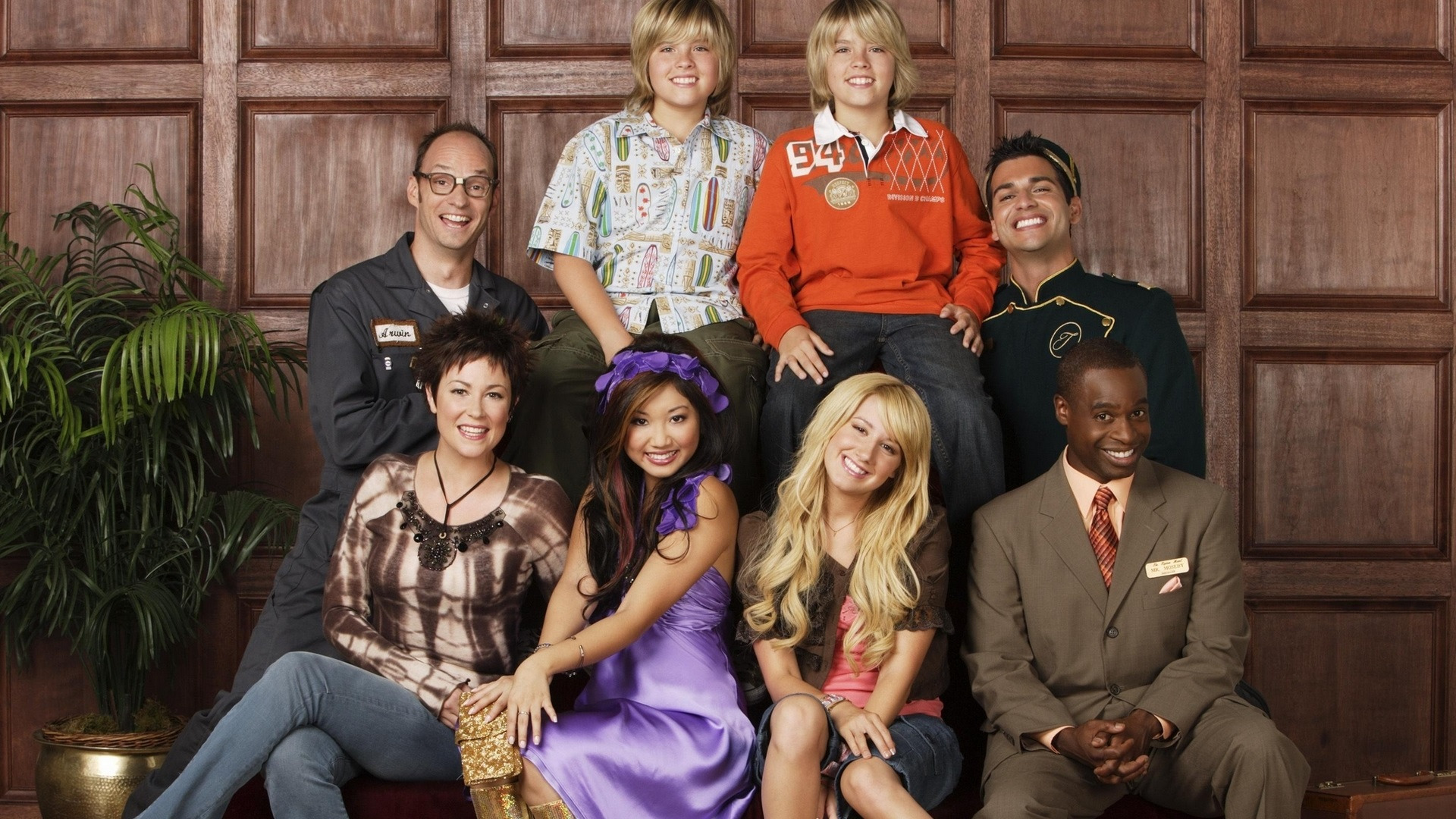 Show The Suite Life of Zack and Cody