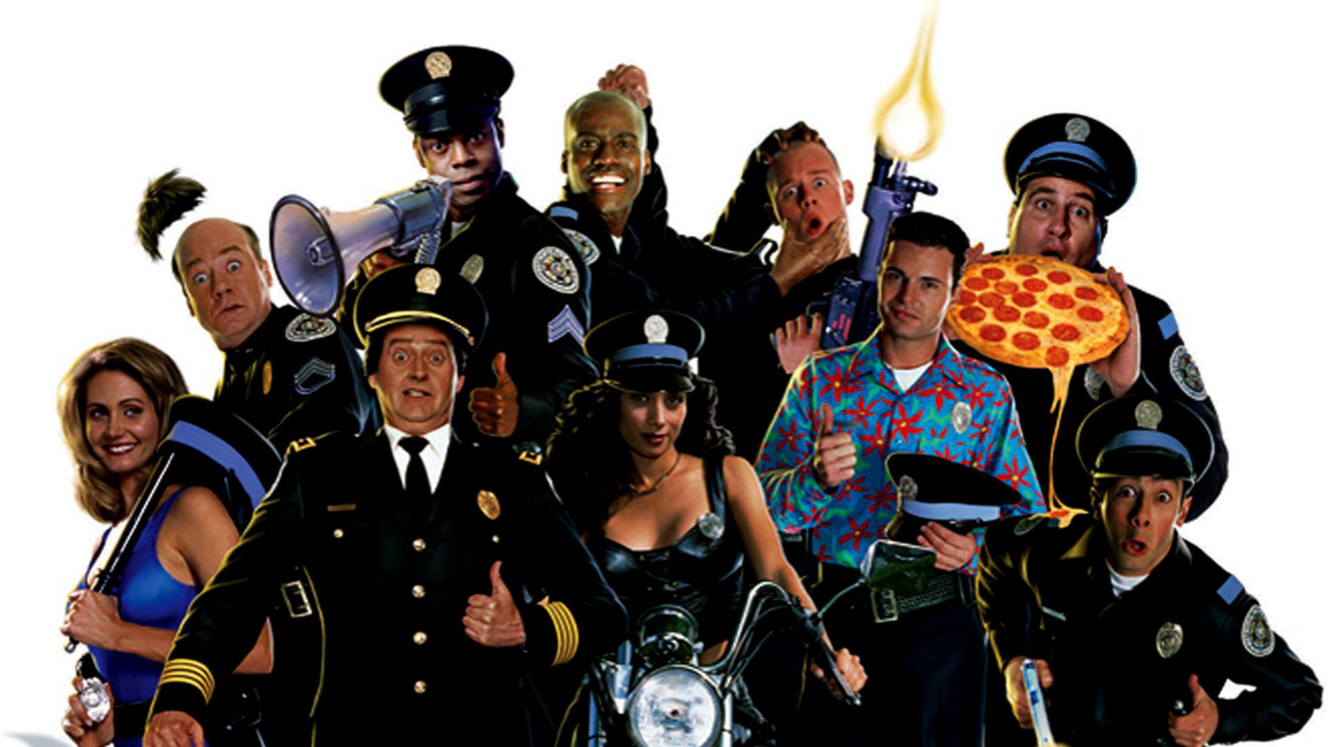Сериал Полицейская академия