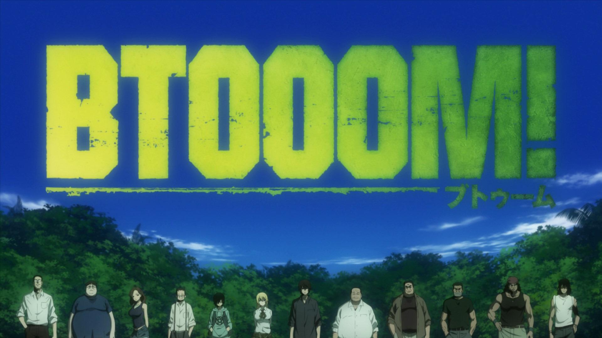 Anime Btooom!