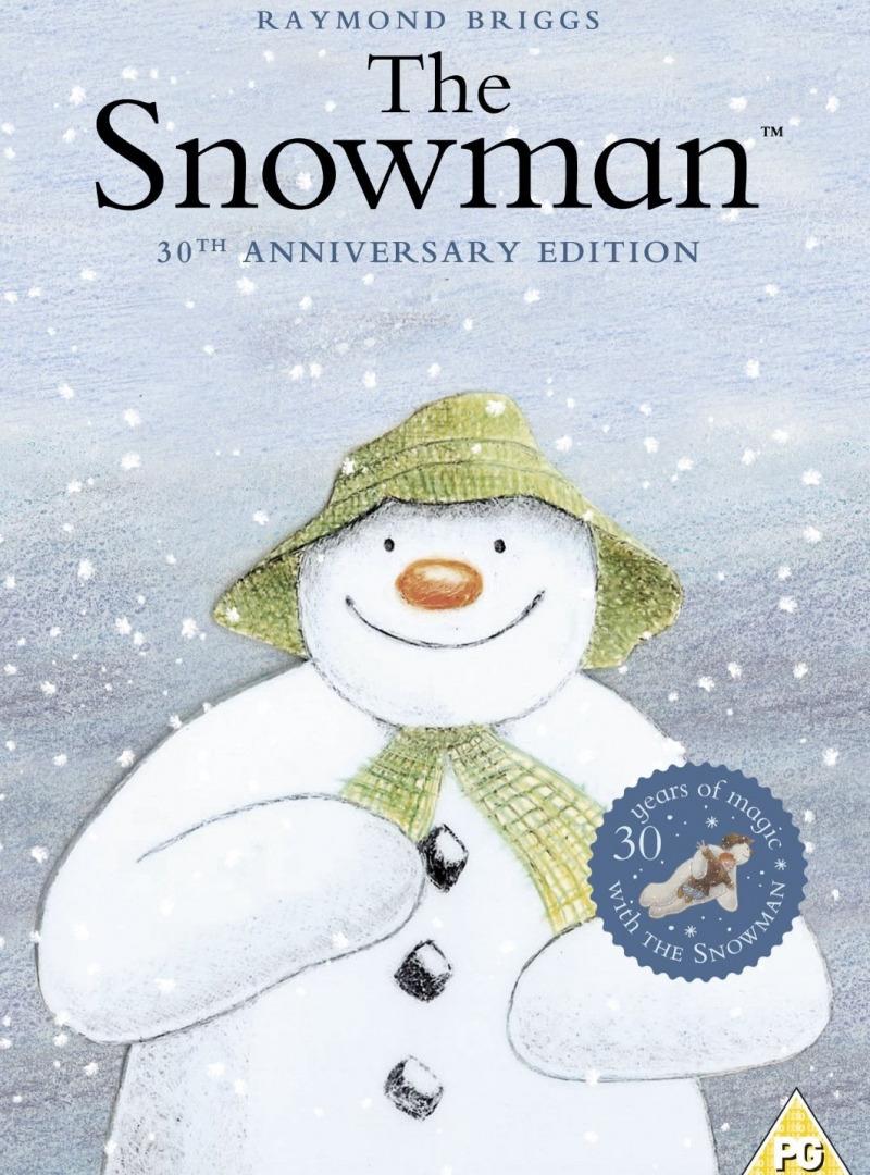 Cartoon The Snowman