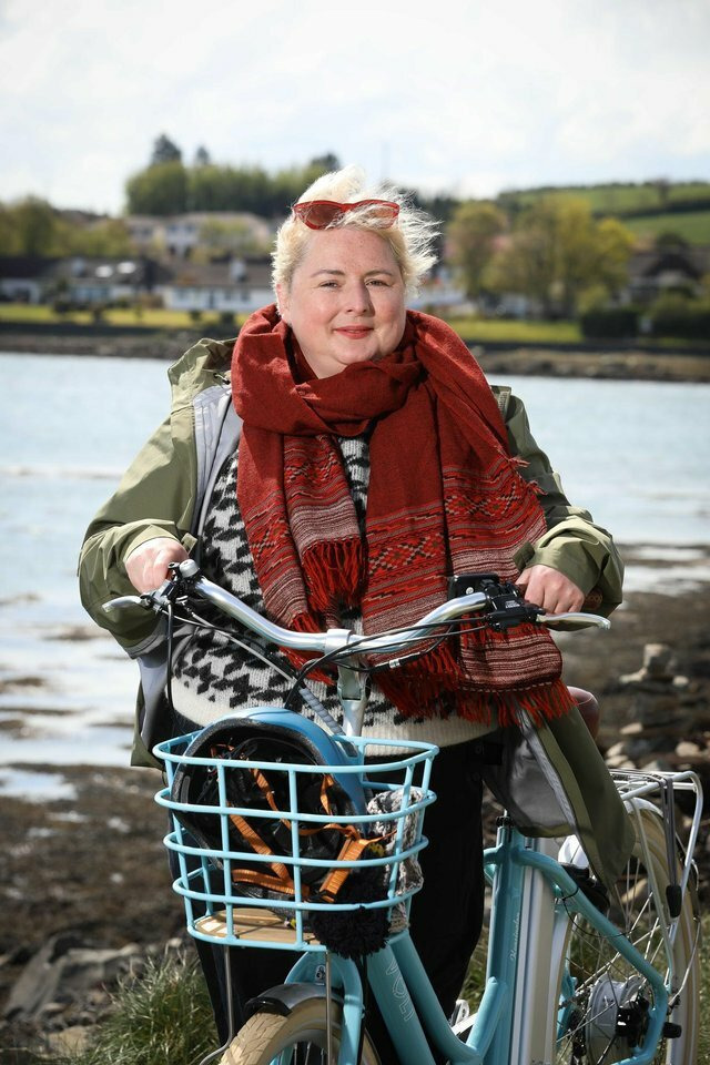 Сериал Exploring Northern Ireland with Siobhán McSweeney