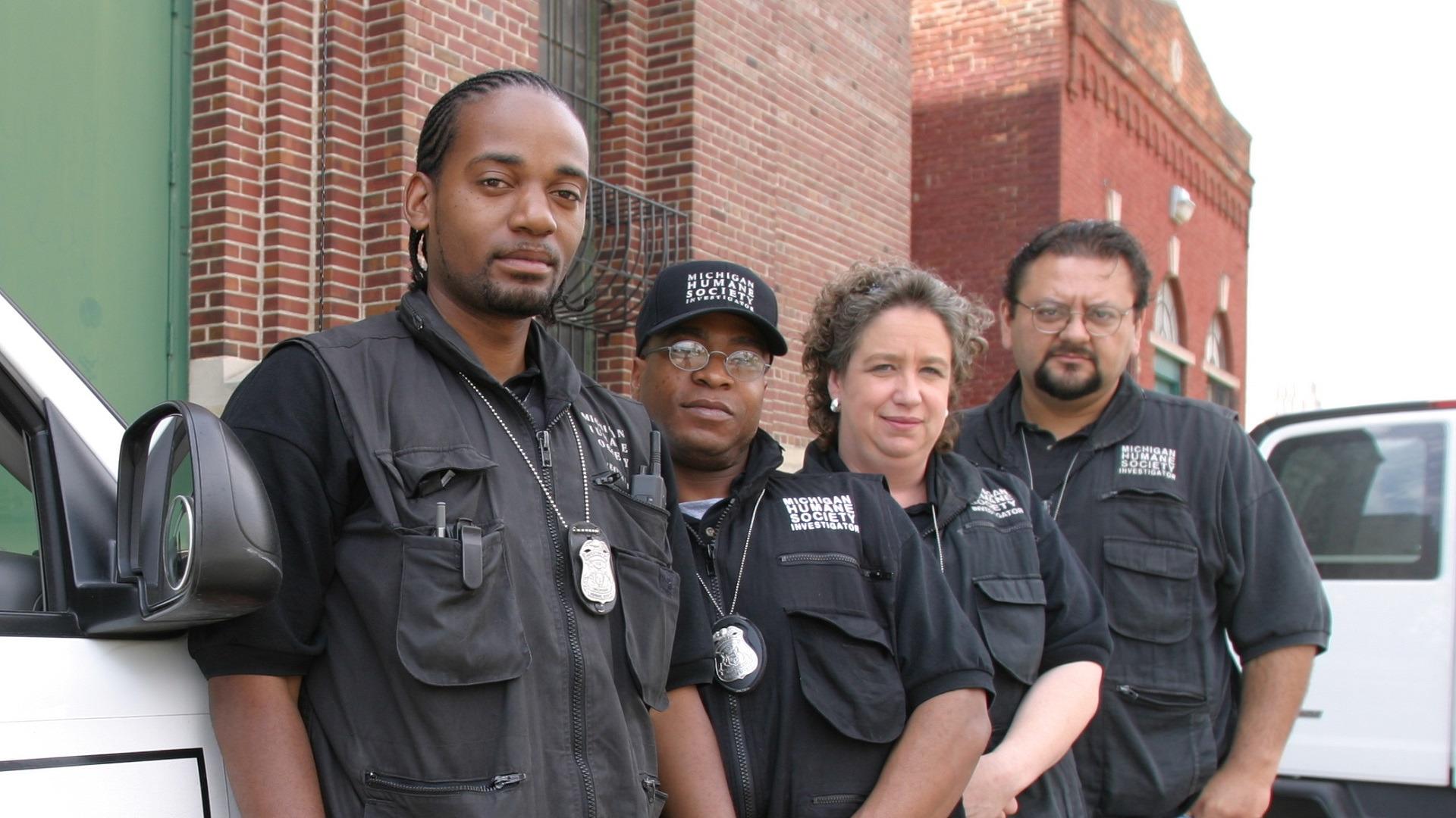Show Animal Cops: Detroit