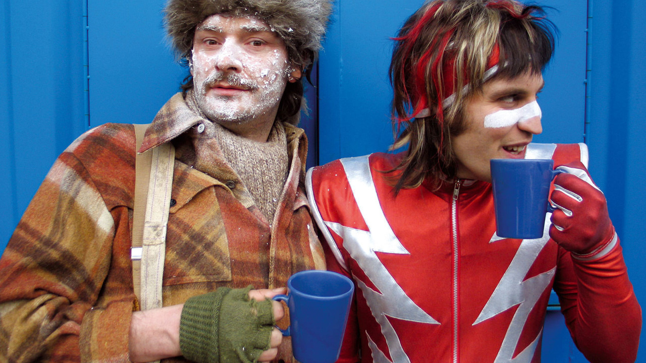 Show The Mighty Boosh