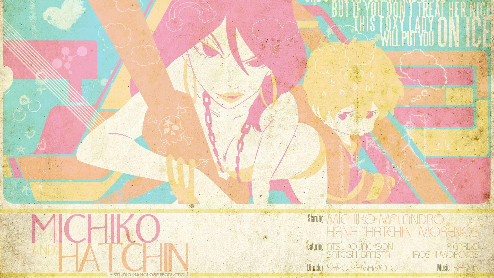 Anime Michiko to Hatchin