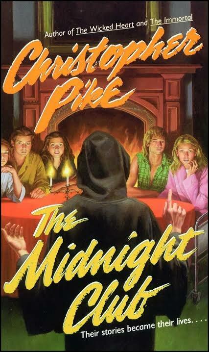 Сериал The Midnight Club