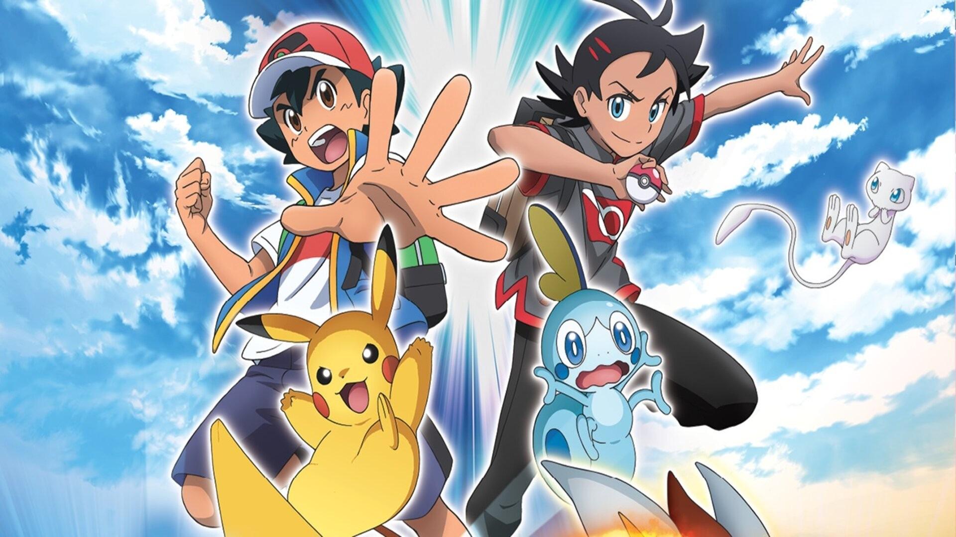 Anime Pokémon the Series