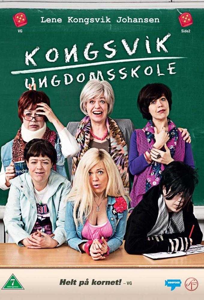 Show Kongsvik Ungdomsskole