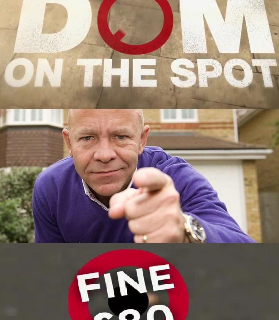 Сериал Dom on the Spot