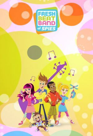 Show Fresh Beat Band of Spies