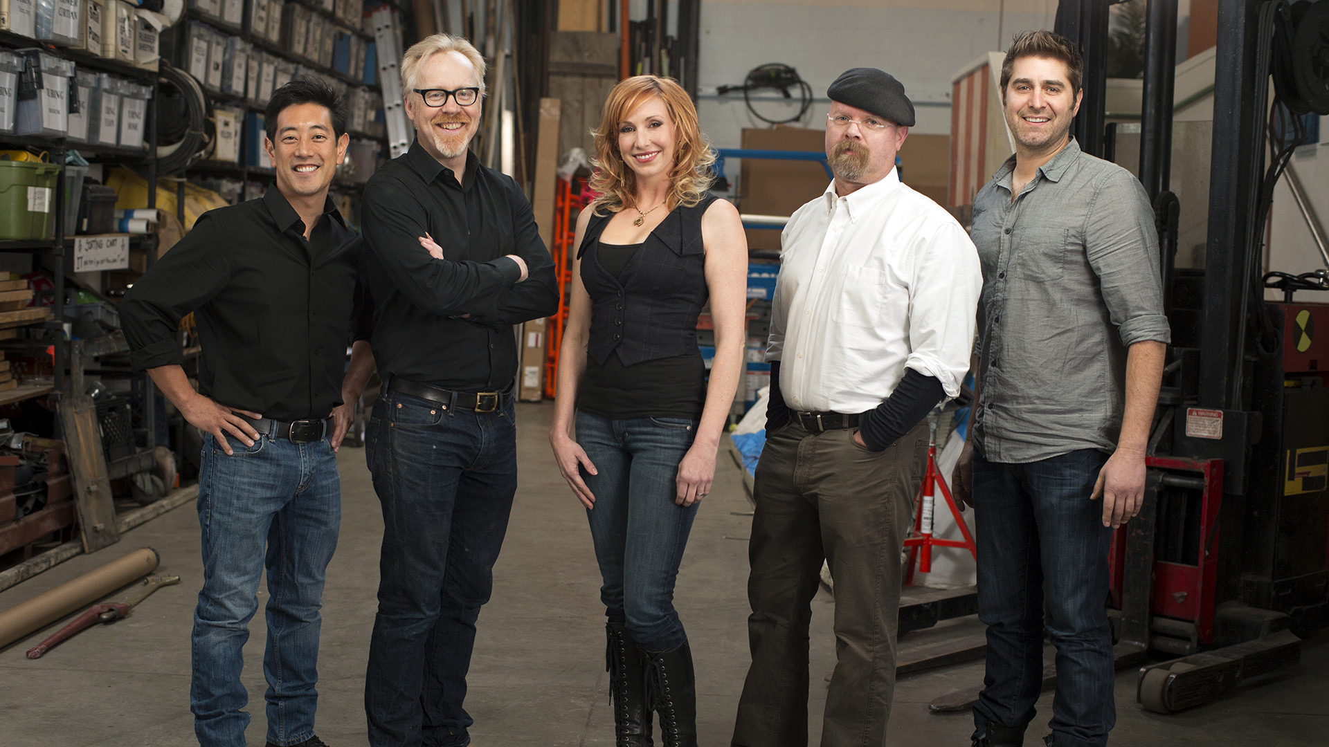 Show Mythbusters