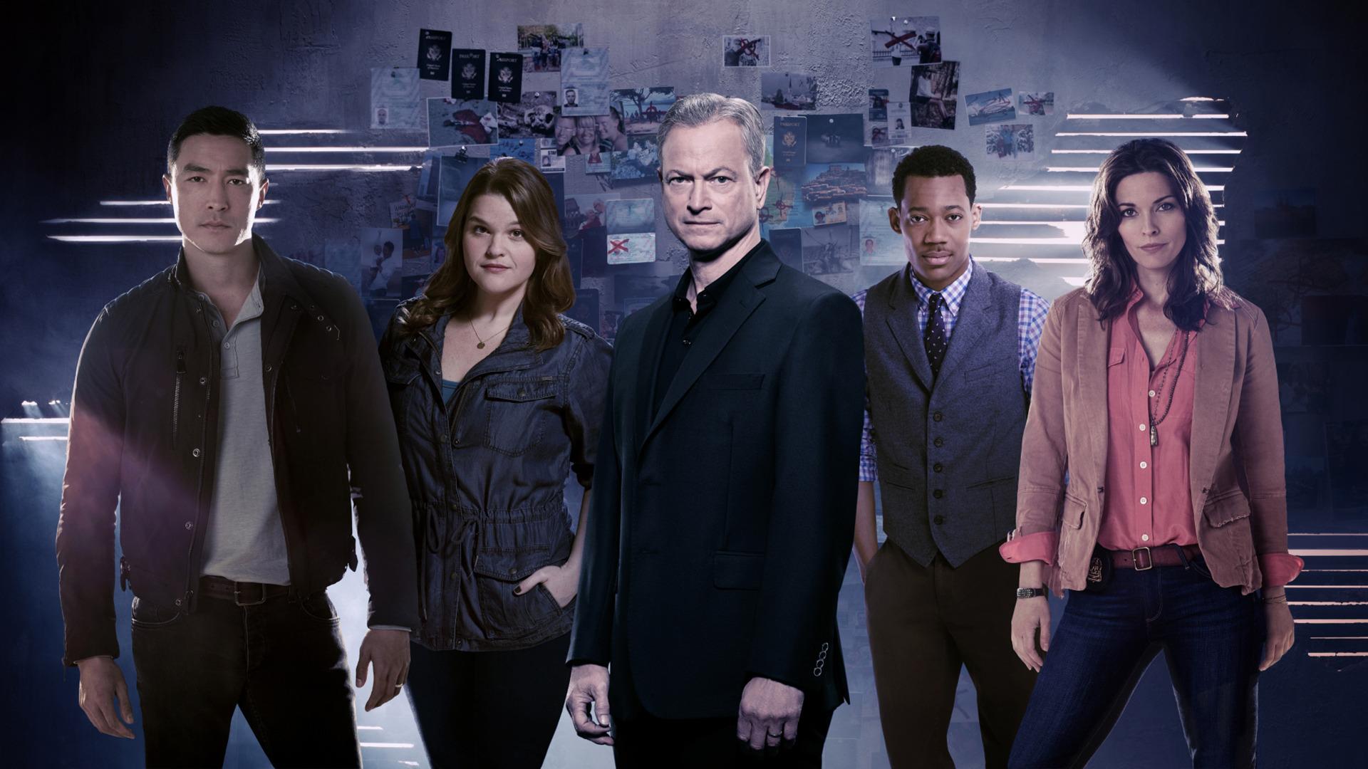 Show Criminal Minds: Beyond Borders