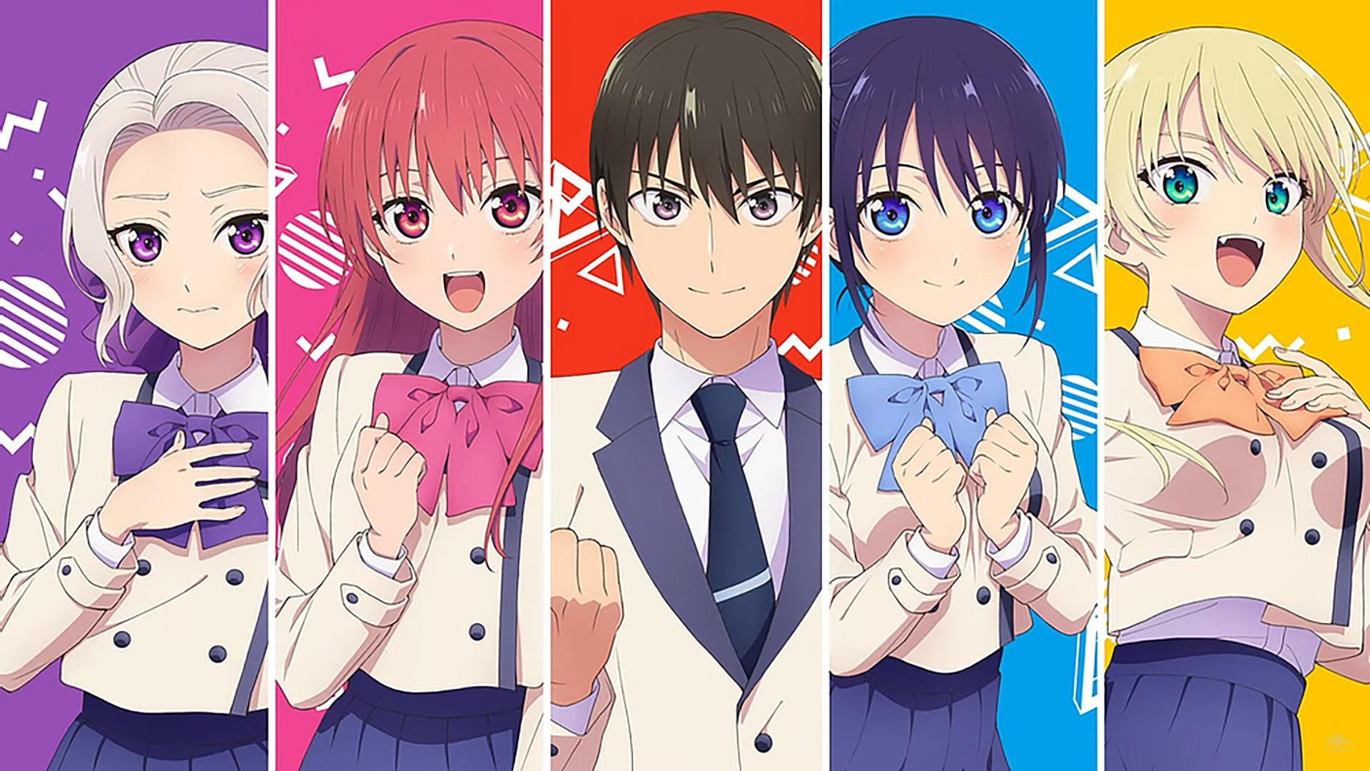 Anime Girlfriend, Girlfriend