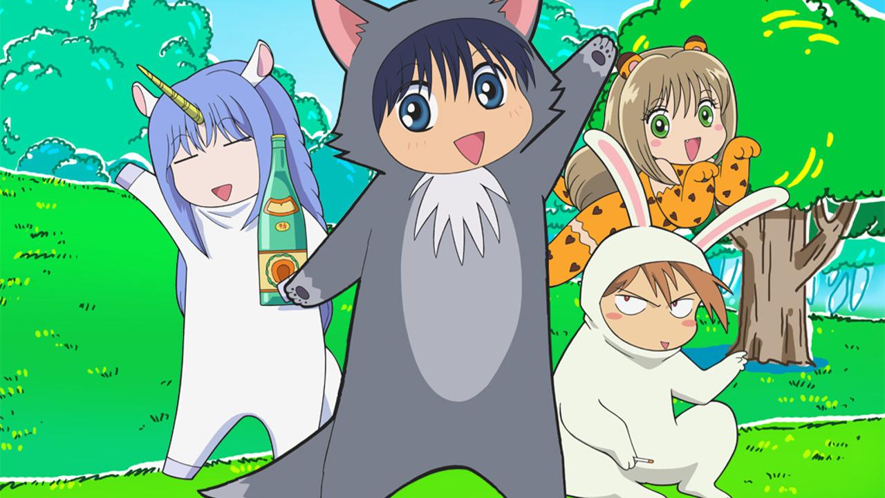 Anime Damekko Doubutsu