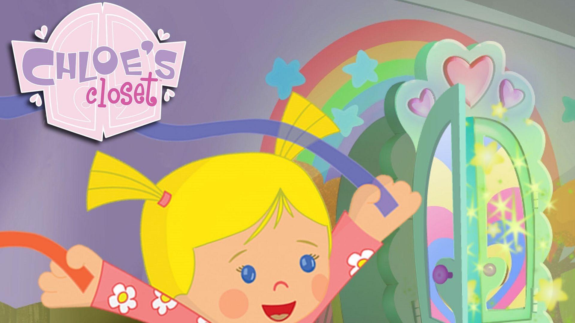 Cartoon Chloe's Closet