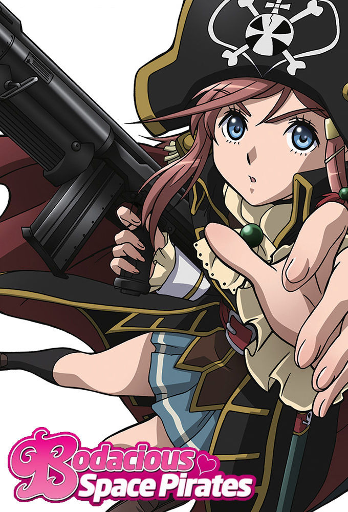 Anime Bodacious Space Pirates