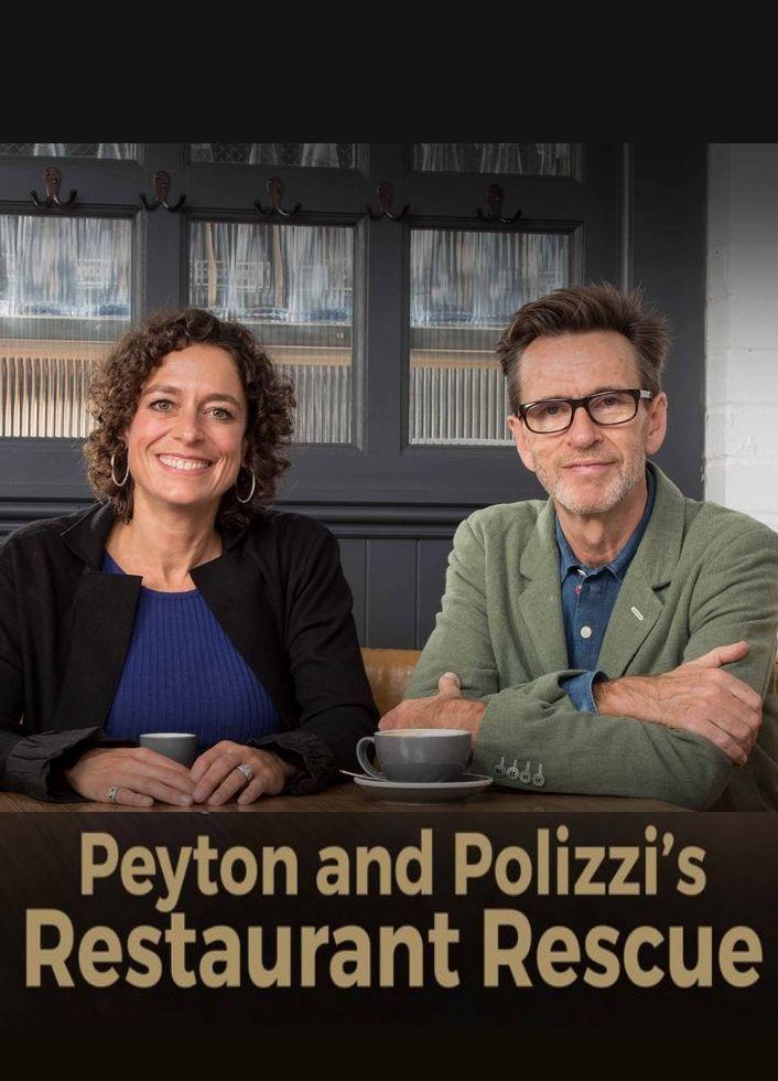 Сериал Peyton and Polizzi's Restaurant Rescue