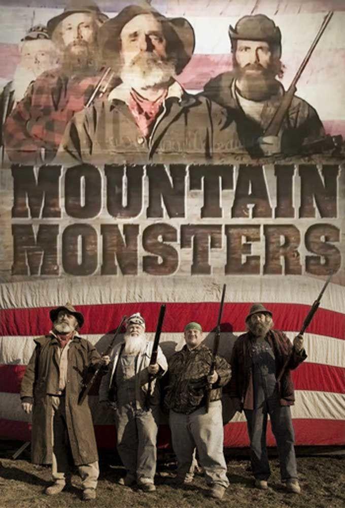 Сериал Mountain Monsters