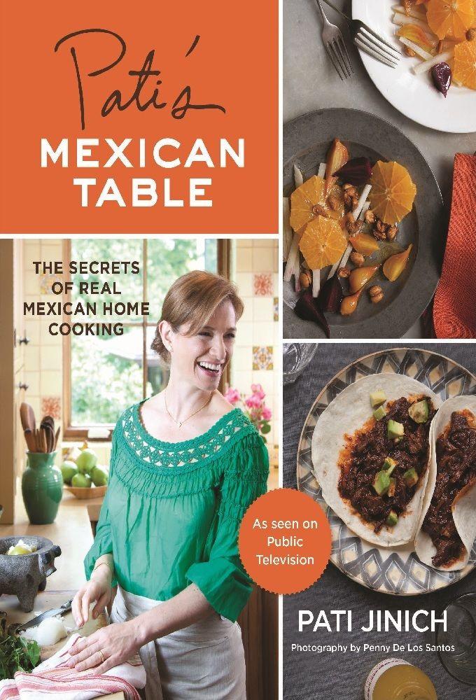 Сериал Pati's Mexican Table