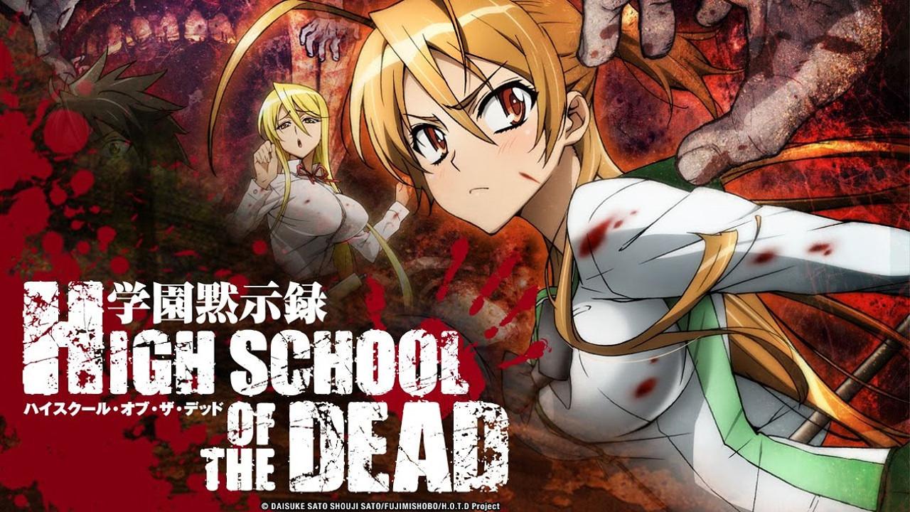 Anime Highschool of the Dead