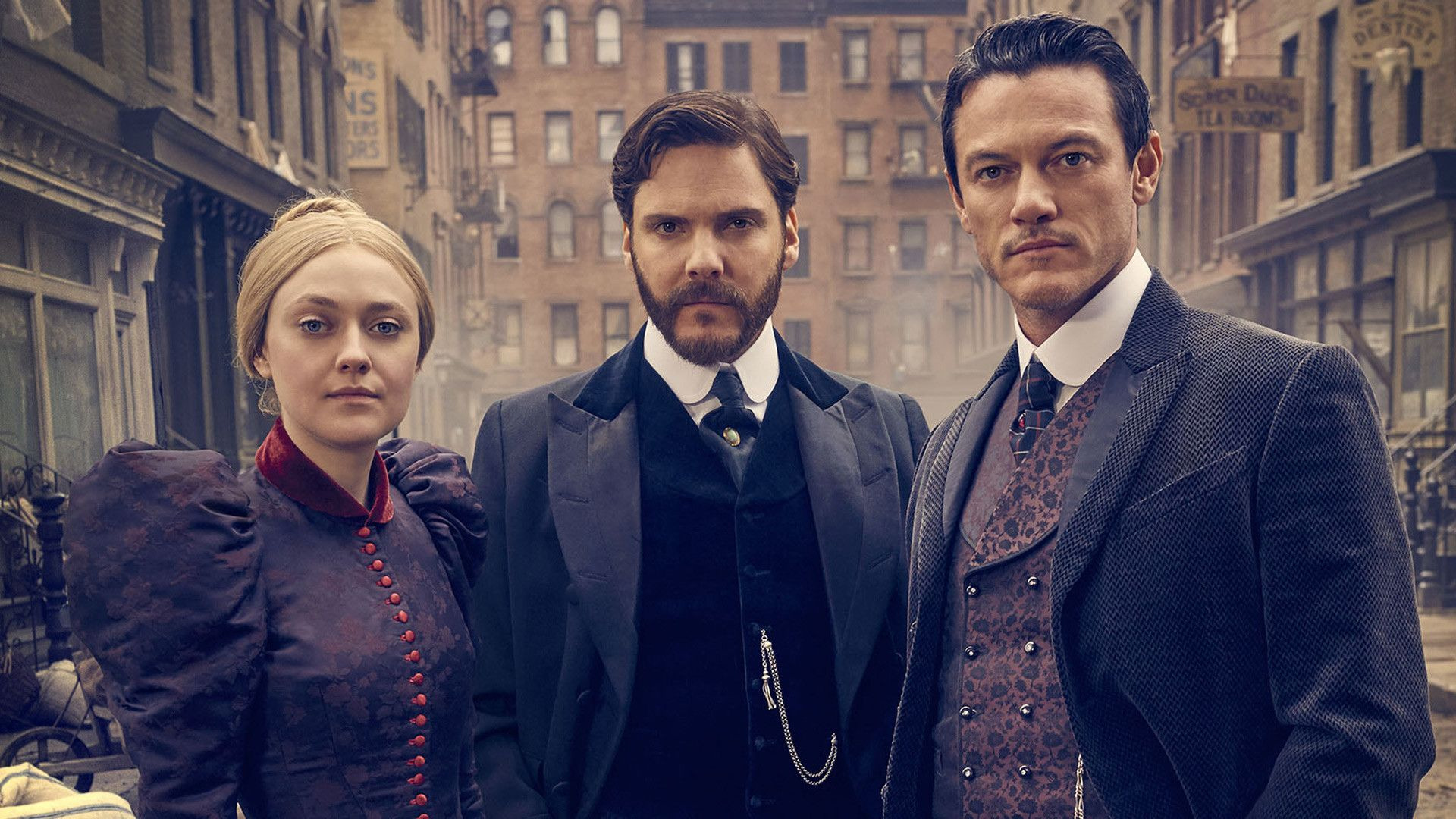 Show The Alienist