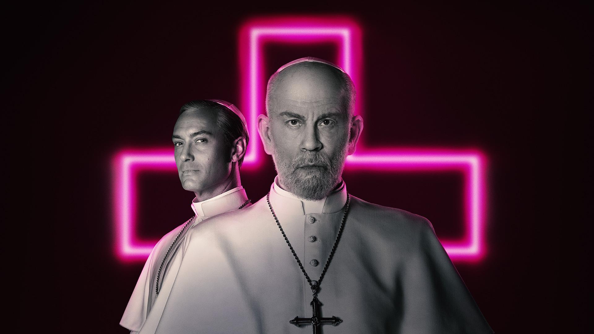 Сериал Новый Папа