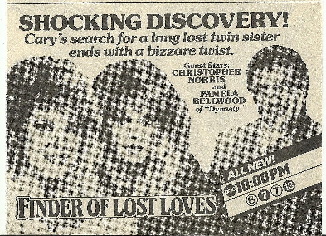 Show Finder of Lost Loves