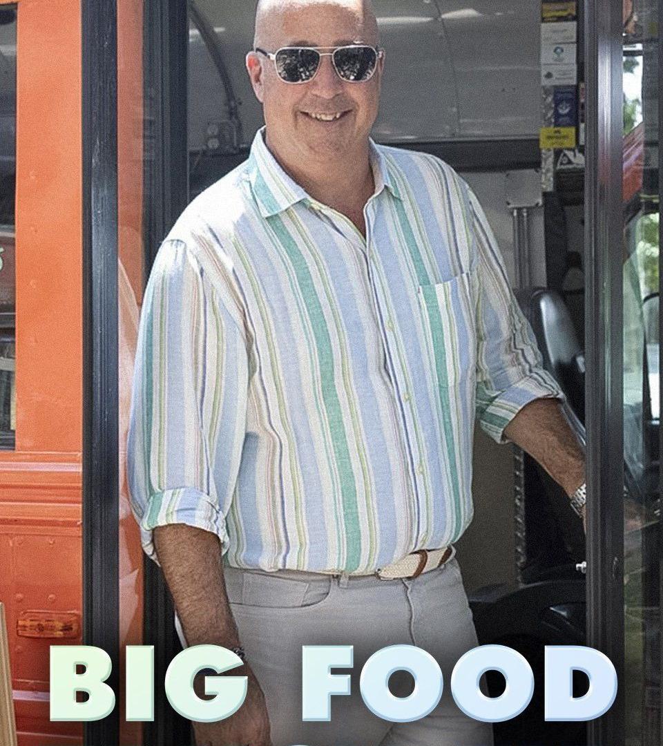 Сериал Big Food Truck Tip