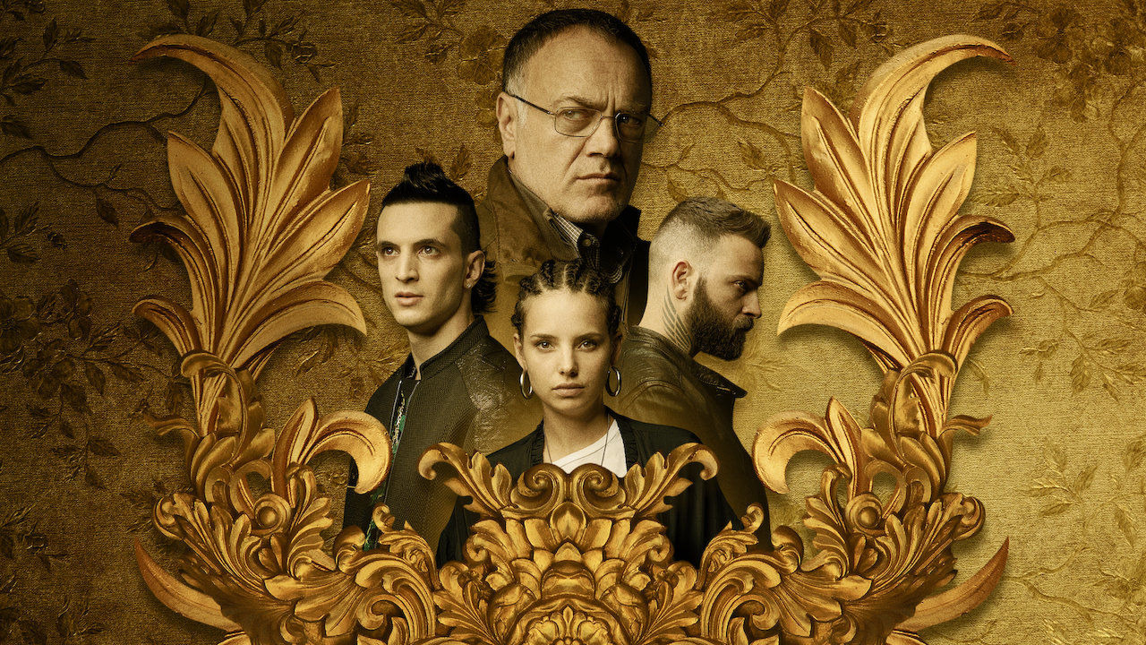 Show Suburra: Blood on Rome