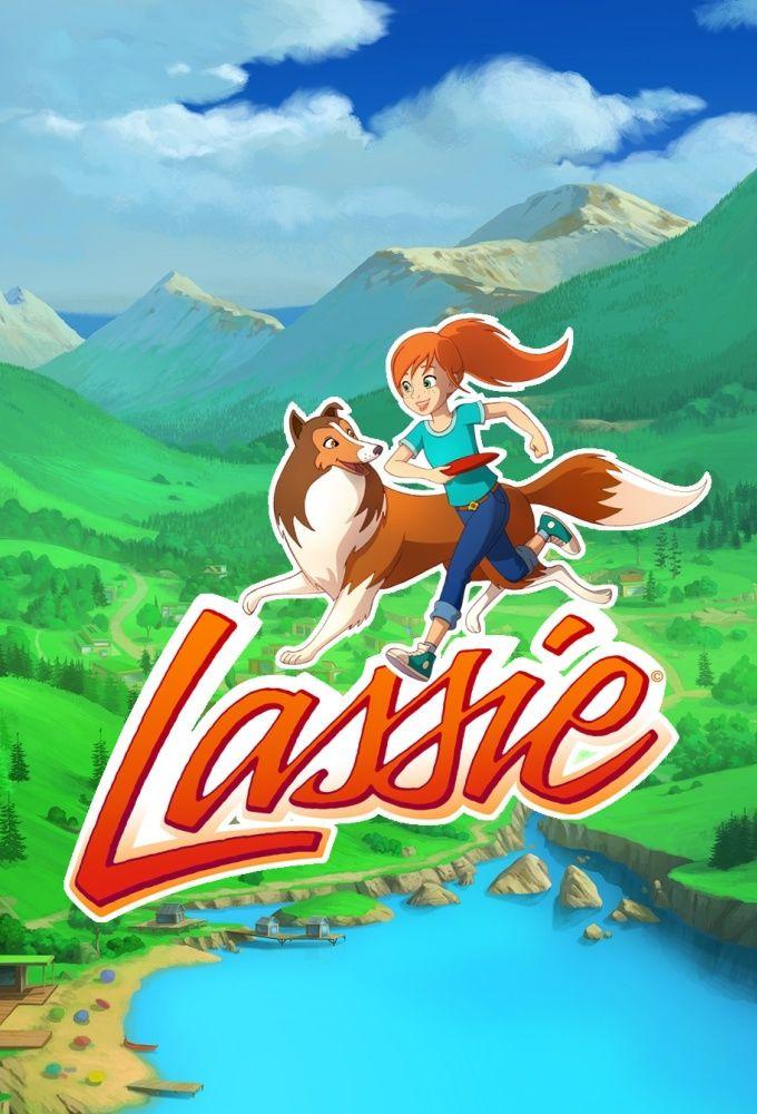 Show The New Adventures of Lassie